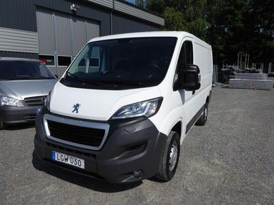 begagnad Peugeot Boxer Van 2.0 HDi 131HK Webasto