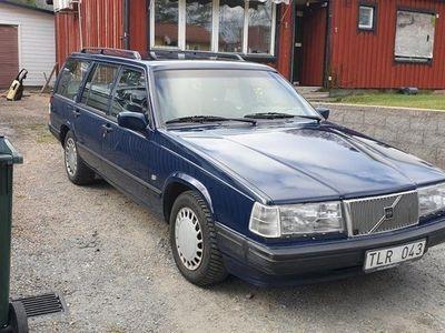 begagnad Volvo 940 classic