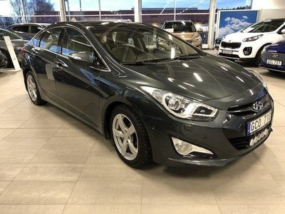 begagnad Hyundai i40 1.7 CRDi Premium Automat 136hk
