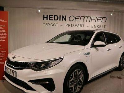 begagnad Kia Optima Hybrid Plug-in Advance Plus 2 2020, Personbil Pris 339 900 kr