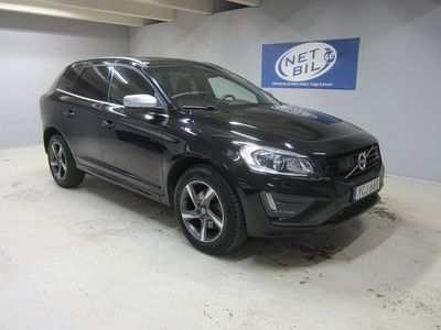 begagnad Volvo XC60 D4 AWD R-Design Panorama / Driver Support