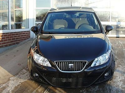 begagnad Seat Ibiza 1,2 TSI Ecomotive technology Style Halvkombi 2011