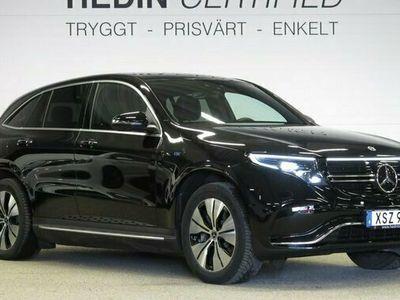 begagnad Mercedes EQC Benz 400 4-MATIC AMG-LINE DRAG BURMESTER AD 2021, SUV Pris 814 900 kr