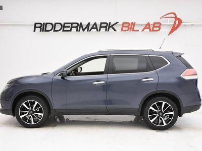 begagnad Nissan X-Trail 2.0 dCi 4WD SKINN PANO NAVI 2014, SUV 164 800 kr