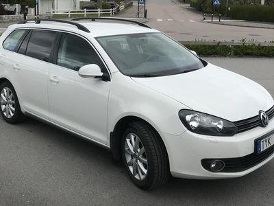begagnad VW Golf Variant 1.6 Style