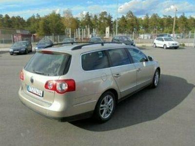 begagnad VW Passat 2,0 FSI