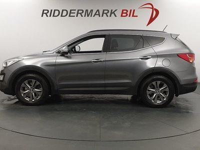 begagnad Hyundai Santa Fe 2.2 CRDi-R 4WD (197hk)