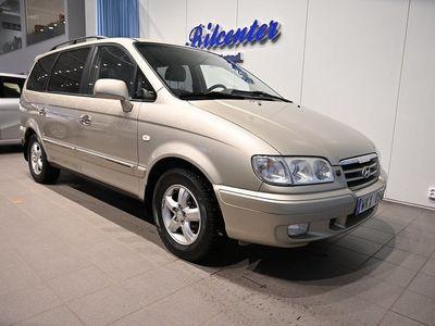 begagnad Hyundai Trajet 2.0 7-sits 140hk