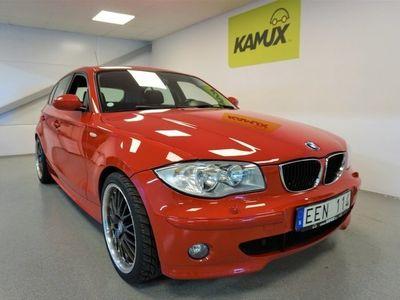 gebraucht BMW 116 Manuell, 116hk, 2007