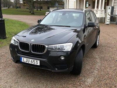 begagnad BMW X3 xDrive20d. Comfort Edition