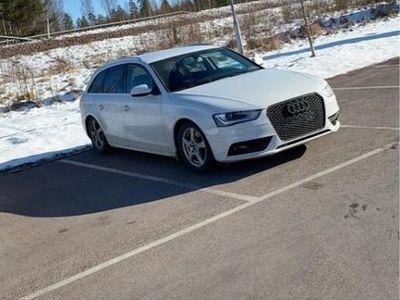 begagnad Audi A4 b8,5