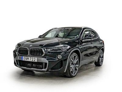 """begagnad BMW X2 20 i M-sport X / Navi / Drag / 20"""" -18"""