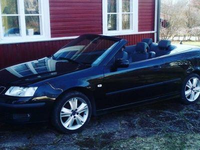 begagnad Saab 9-3 Cabriolet 1.9 TiD Vector -07