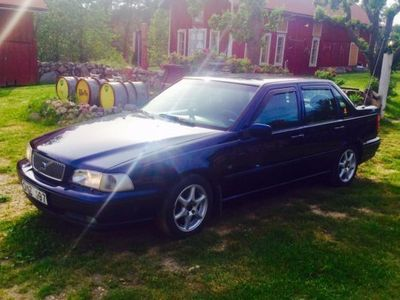 used Volvo S70 t skick -99
