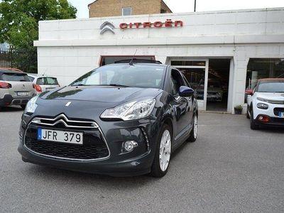 begagnad Citroën DS3 Cabriolet