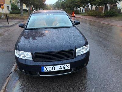 begagnad Audi A4 -01
