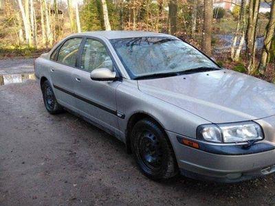 begagnad Volvo S80 2.4 Turbo