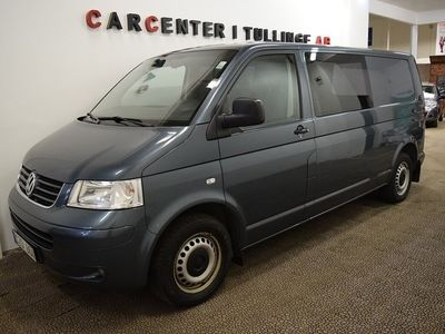 usata VW Transporter 2.5 TDI DPF 4Motion Co -07