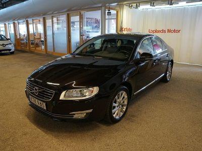 begagnad Volvo S80 D4 S S Summum Business E PRO II 2015, Sedan 199 000 kr
