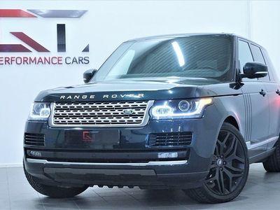 begagnad Land Rover Range Rover Vogue 4.4 SDV8 4WD Euro 6 340hk Se Utr