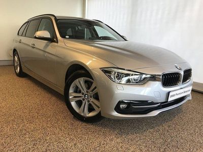 begagnad BMW 320 d xDrive Touring Sport-Line Navi HIFI