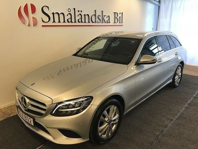 gebraucht Mercedes C200 Se-Edition 9G-Tronic Bensin 184hk