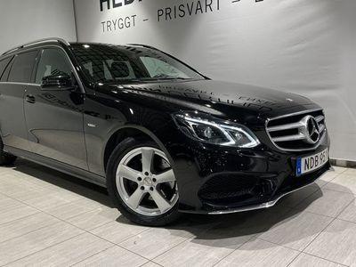 begagnad Mercedes E220 - Benz4MATIC AMG / / DRAGKROK