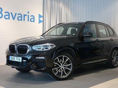 begagnad BMW X3 xDrive20d M Sport Winter Harman Kardon -19