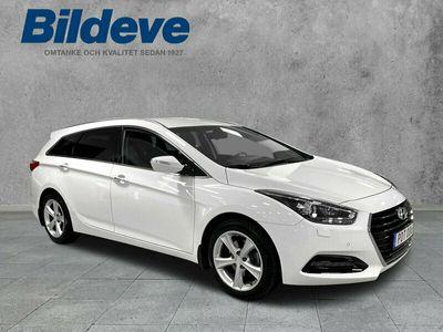 begagnad Hyundai i40 cw 1,7CRDi AUT