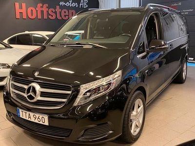 begagnad Mercedes V250 V Benzd 7G-Tronic Plus Avantgarde Euro 6 2016, Minibuss Pris 439 900 kr