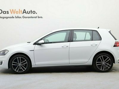 begagnad VW Golf GTE DSG Drag/P-värmare/Backkamera