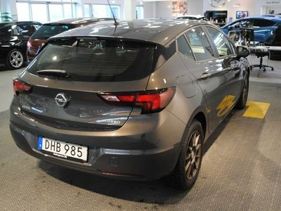 begagnad Opel Astra Enjoy 5d 1.4T /125hk Flexcare
