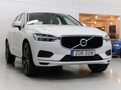 begagnad Volvo XC60 D4 AWD Momentum 190hk