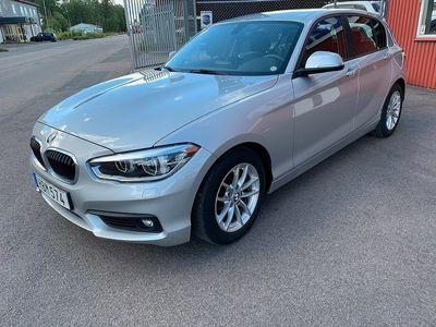 begagnad BMW 116 d 5-door Advantage Euro 6 116hk