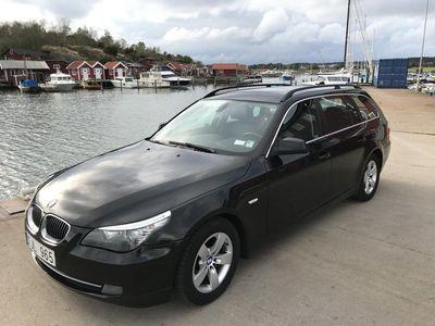 begagnad BMW 525 d Touring Skinn Automat 177hk