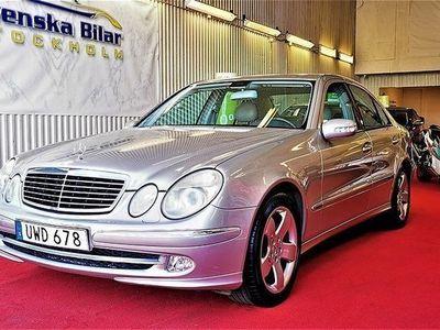 begagnad Mercedes E500 7G-Tronic 306hk 0 % ränta