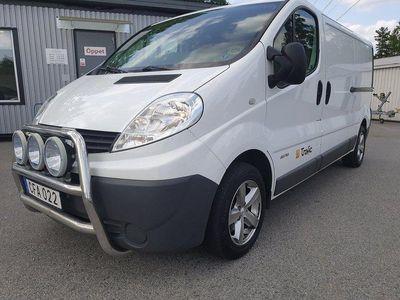 begagnad Renault Traffic L2-H1*114hk*Aut*Värmare*Fin*D