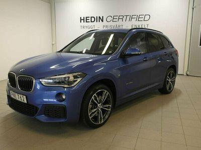 begagnad BMW X1 xDrive 20d M - Sport Drag