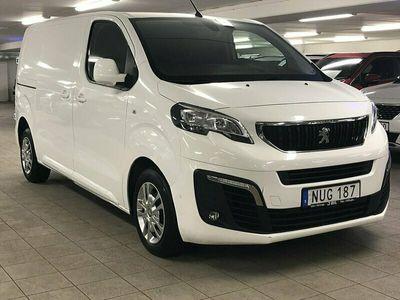 begagnad Peugeot Expert PRO 2.0 BlueHDi Aut L2 - Webasto. Drag 2018, Transportbil Pris 237 375 kr
