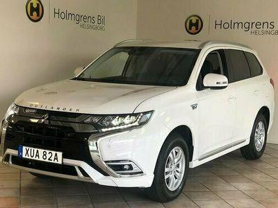 begagnad Mitsubishi Outlander P-HEV 2.4 Laddhybrid 4WD Fleet Edition Remote 2019, SUV Pris 300 700 kr