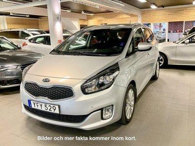 begagnad Kia Carens 1.7 CRDi DCT GLS Euro 6 7-sits 141