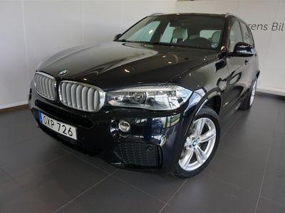 begagnad BMW X5 xDrive40d M-Sport Navi HiFi Drag Dap+
