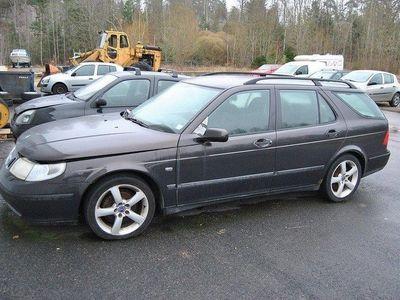 begagnad Saab 9-5 SportCombi 2.0 T (GÖR DET SJÄLV BIL)