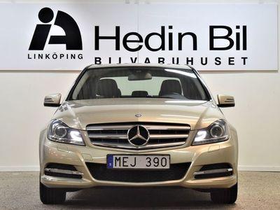 begagnad Mercedes C220 - Benz C - KlassCdi 170hk Aut Avantgarde Drag