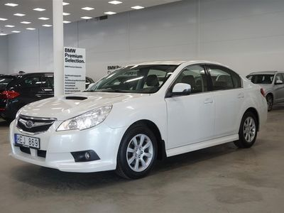 begagnad Subaru Legacy 4WD 2.0 150hk Business