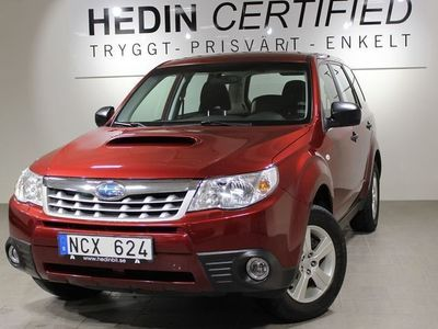 begagnad Subaru Forester Forester2.0 4WD 147Hk 6700 mil