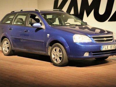 begagnad Chevrolet Nubira SW 1.6 Manuell 109 hk