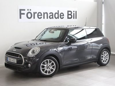 used Mini Cooper S S 3dr Aut