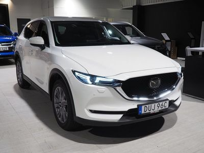 begagnad Mazda CX-5 2.5 Optimum AWD Automat 2019, SUV 309 900 kr