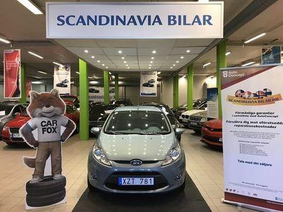 begagnad Ford Fiesta 1.4 Titanium 1 ÄGARE AUTO 2900 MIL